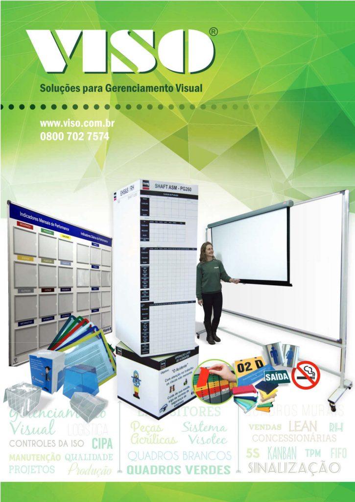 Conheça o Catálogo On-line da VISO