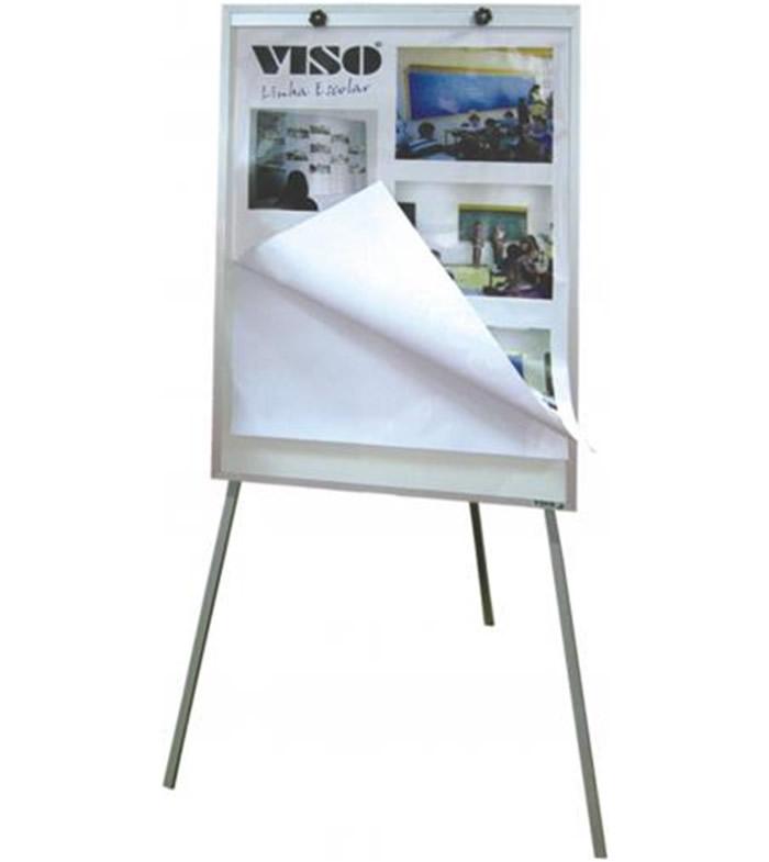 Quadro Branco Estilo Flip Chart para Papeis – QBRV-05