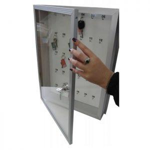 Armazenamento de chaves por gestão visual - QMCA-30