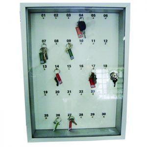 Armário para armazenamento de chaves - QMCA