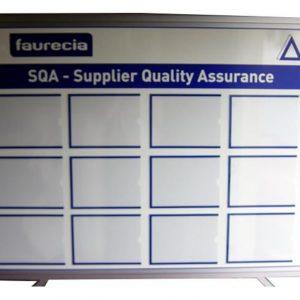 Gestão Visual para Controle de Qualidade dos Fornecedores - QUAL-05
