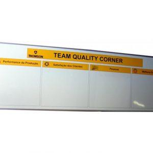 Gestão Visual para Análise de Qualidade da Equipe - QUAL-06